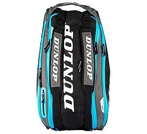 Dunlop Tac Performance 12 Racket Bag Review 2018 from Dunlop