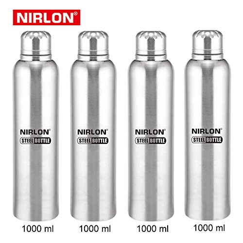 96a1e88ae3a Buy NIRLON STAINLESS STEEL UNBREAKABLE FREEZER WATER BOTTLES