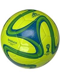 adidas Brazuca Glider S04467 - Balón de fútbol del Mundial de fútbol Brasil 2014 (5
