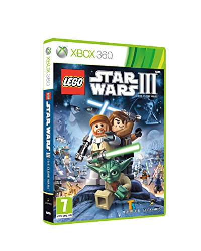 Lego Star Wars 3 the Clone Wars-Nla (Lego Star Wars Das Videospiel Xbox 360)