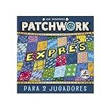 Maldito Games Patchwork expres - Juego de Mesa en Castellano