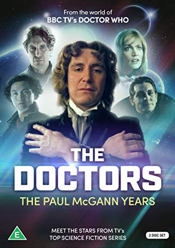 Picture of The Doctors: The Paul McGann Years [Multi-Region 0 DVD] [NTSC]