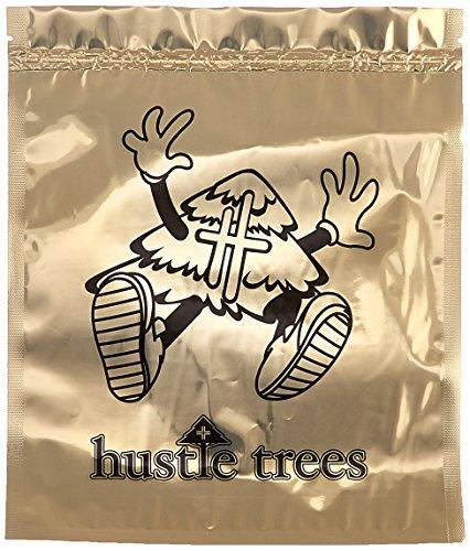Hustle Trees herren 16HTA7549 Schlüsselanhänger - gold - 10 - Hustle Trees