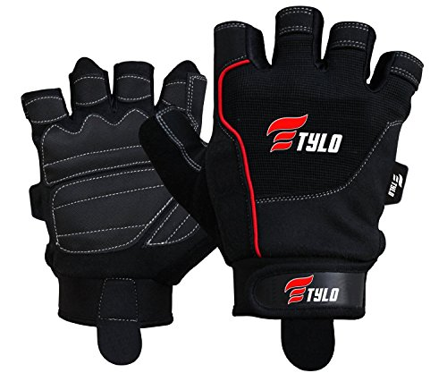 tylo-sports-weight-lifting-gym-gloves-cross-training-bodybuilding-fitness-workout-x-large