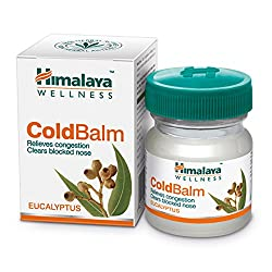 Himalaya Cold Balm, 45 Grams (Pack Of 2)