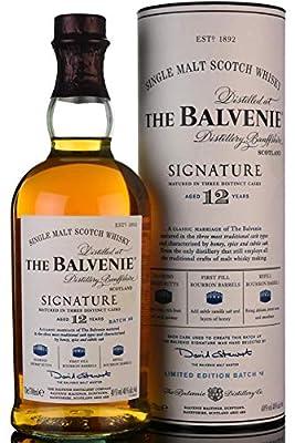 Balvenie Signature 12 Year Old Batch 4 Whisky