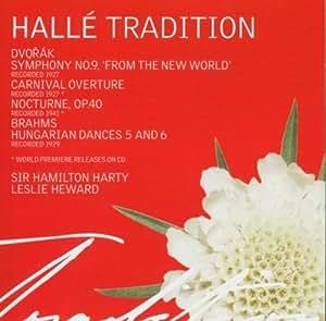 Symphony No.9/Hungarian Dances (Harty, Sargent, Heward)
