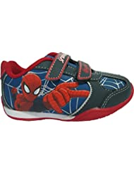 Baskets bleus Spiderman pour garçons