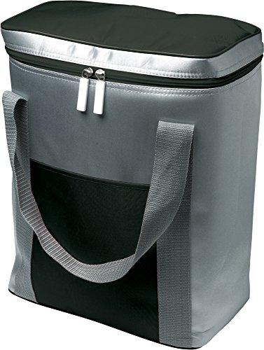 Unbekannt Cabas, noir (Noir) - 36,0 x 28,5 x 16,5 cm