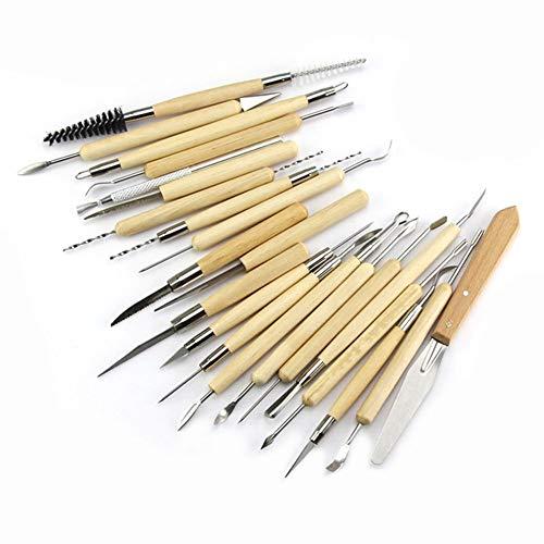 Werkzeug-Werkzeug - 27 Silikon-Gummi-Former, Töpfer-Ton, Skulptur, Schnitzwerkzeug, Modellierwerkzeug, Werkzeug, Teile, Shaper, Korsett, Bauchkorsett, fester, Korsett für Damen, hohe Form -