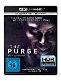 The Purge 1 - Die Säuberung  (4K Ultra HD) (+ Blu-ray 2D)