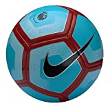 Nike Premier Leauge Pitch Football Training Blue Black Silver (Size 5)