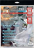 Amigo Spiel + Freizeit Ultra Pro 81359 - Pages Platinum 9-Pocket (10)