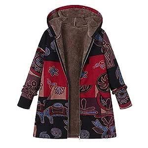 FiveFeedback Cappotto Donna Elegante,Basic Giacca con