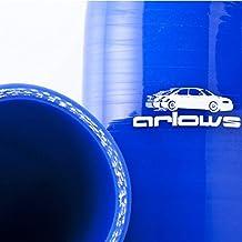 Silicona Kit de manguera de agua Volkswagen Golf 2 1.8L 8 V G60 ...