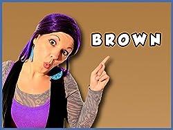 Color Brown