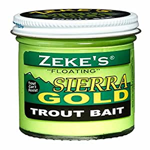 Buy atlas mike 39 s super zekes sierra gold floating trout for Zeke s fish