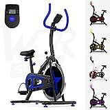 We R Sports C100 Vélo de formation à l'intérieur Bleu