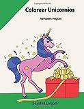 Colorear Unicornios ~ Navidades magicas: Navidad colorear, Unicornio Libro para colorear para niños...