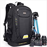 Best Koolertron Camera Laptop Backpacks - Multi-functional ultra-lightweight Camera Rucksack Laptop backpack waterproof SLR Review