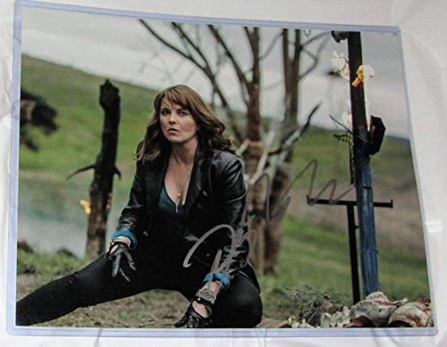 Xena Sand (Lucy Lawless signed- Schauspielerin, die auf