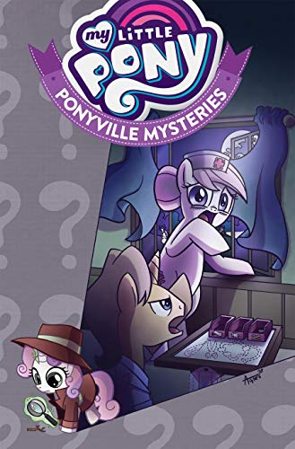 My Little Pony: Ponyville Mysteries (English Edition)