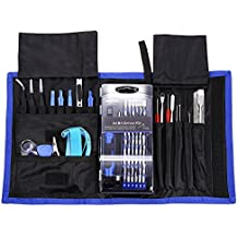 InLife Set 81 in 1 Cacciaviti di Precisione Proffesionale Kit Cacciaviti di Riparazione per PC, Laptop, Occhiali, Smartphone, Tablet, iPhone, iPad, MacBook, Elettronica Digitale