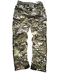 2018 Under Armour UA Storm Ridge Reaper Archery Camo Hunting Pants Threadborne Wool 34/32