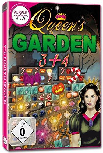 Queens Garden 3 und 4 Standard [Windows - Queen B Halloween