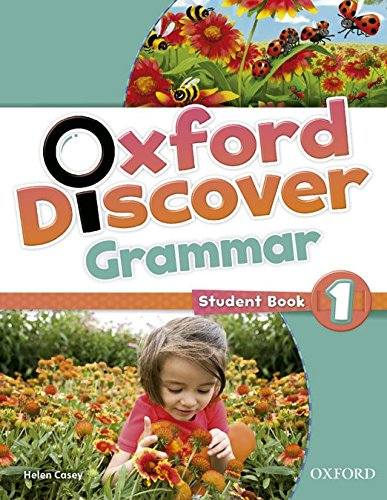 Oxford Discover Grammar 1: Student's Book - 9780194432597
