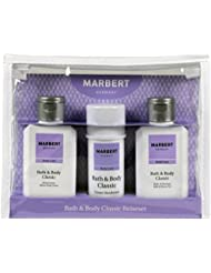 Marbert Bath & Body Classic Pflegeset 100ml+40ml+100ml