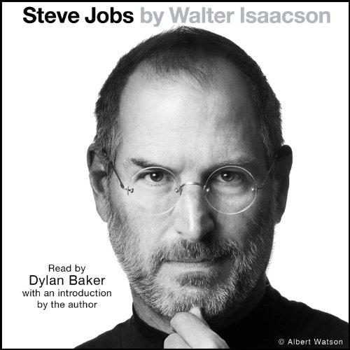 Buchseite und Rezensionen zu 'Steve Jobs' von Walter Isaacson
