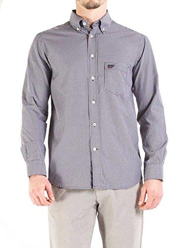 Carrera Jeans - Hemd 213B1230A für mann, garn gefärbt, regular fit, langarm 254 - Braun