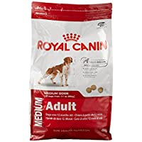Royal Canin - SIZE HEALTH NUTRITION MEDIUM ADULT DOG FOOD 4 KG