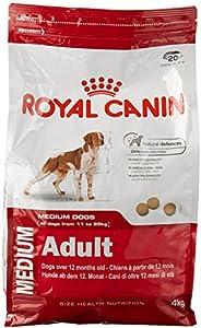 Royal Canin - SIZE HEALTH NUTRITION MEDIUM ADULT DOG FOOD 4 KG