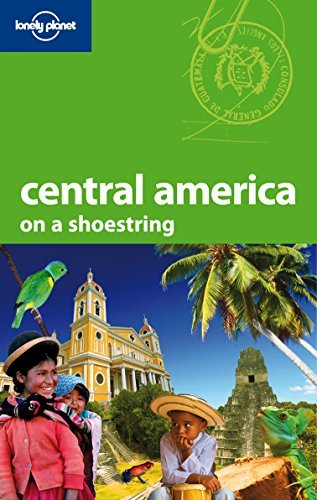 Lonely Planet Central America (Shoestring Travel Guide) by Carolyn McCarthy (2010-11-01)