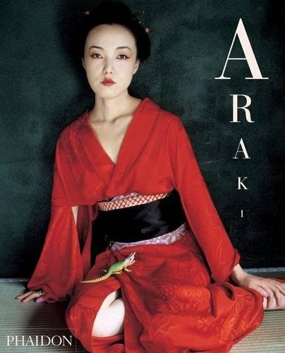 Nobuyoshi Araki; Self Life Death por Ian Jeffrey, Akiko Miki, Barbican Art Gallery