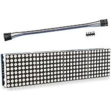 kwmobile modulo matrice 8x32 LED per Raspberry Pi e Arduino