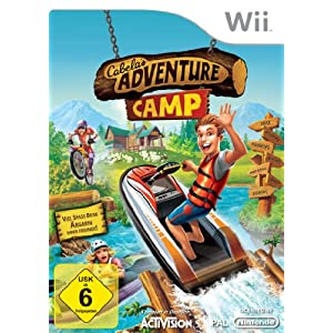 Cabela's Adventure Camp (Move) – [PlayStation 3]
