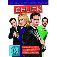 Chuck - Die komplette vierte Staffel
