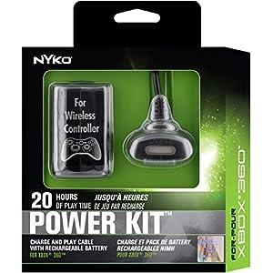 Xbox360 Power Kit, schwarz