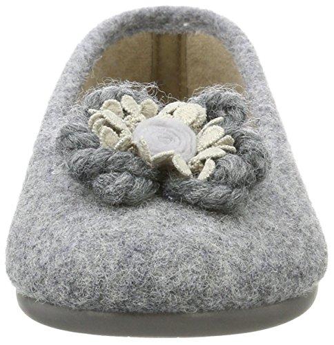 Pantofole Florett Ladies Nelleke Grigio