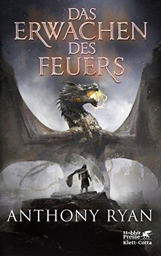 Das Erwachen des Feuers: Draconis Memoria Buch 1 (German Edition)