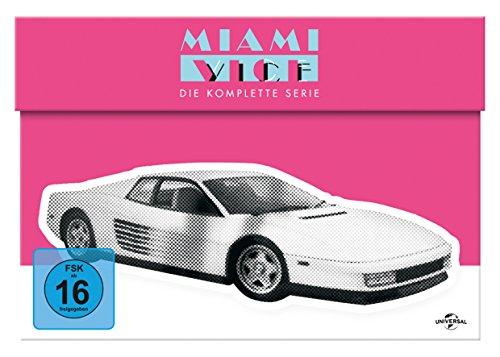 Miami Vice - Die komplette Serie [30 DVDs] (Alle Meine Tote Erinnerungen)