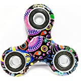WOBBOX Fidget Spinner High Speed 1-3 Min Smooth Spin With Lowest Sound And Light Weight Camouflage (Indian Pattern)