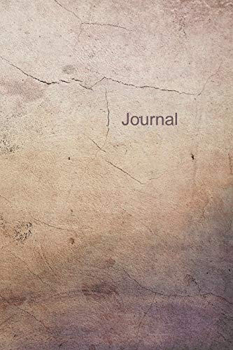 Distressed Wein (Journal: Wine Lovers, Best Friends, Mom Journal, Blank Lined Journal - Pale Distressed)