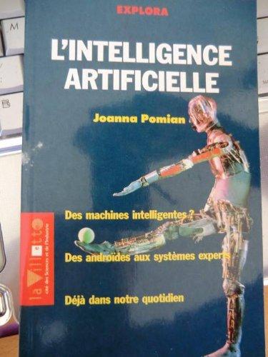 L'Intelligence artificielle par Joanna Pomian