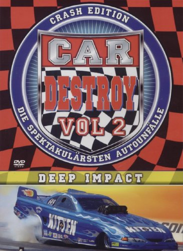 Car Destroy Vol. 2 - Die spektakulärsten Autounfälle