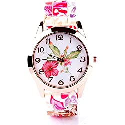 Kitcone Analog Multi colour Dial Womnen's Watch - TypeJewlery79