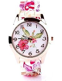 Kitcone Multi Colour Dial Women's Watch - JwlrTypa296